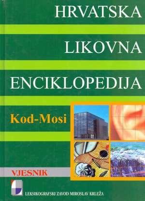 Hrvatska likovna enciklopedija 4 (Kod-Mosi)