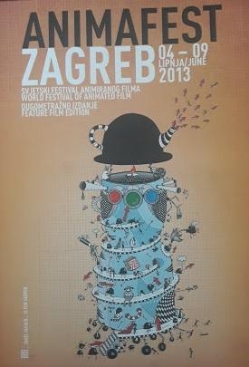 Animafest Zagreb 2013 : dugometražno izdanje = feature film edition