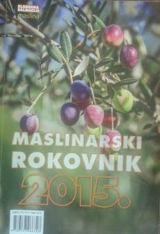 Maslinarski rokovnik 2015.