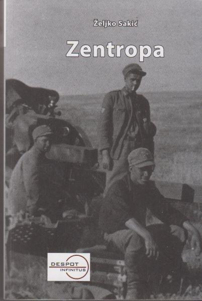 Zentropa : povijesni roman