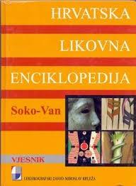 Hrvatska likovna enciklopedija 7 (Soko-Van)