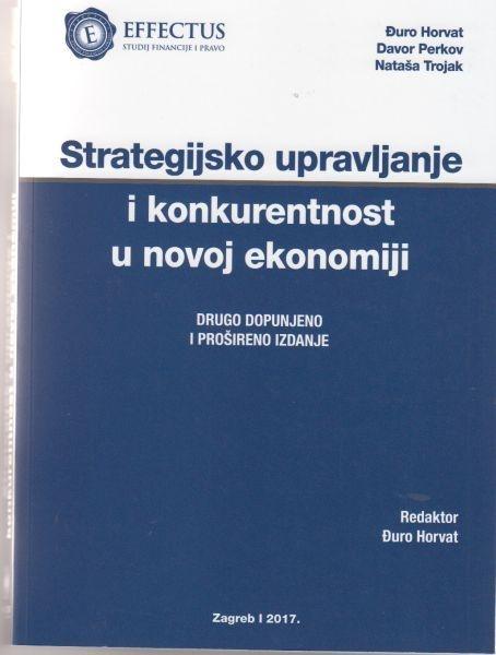 Strategijsko upravljanje i konkurentnost u novoj ekonomiji