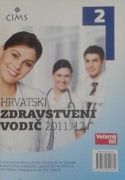 Hrvatski zdravstveni vodič : 2011./12. (2.dio)