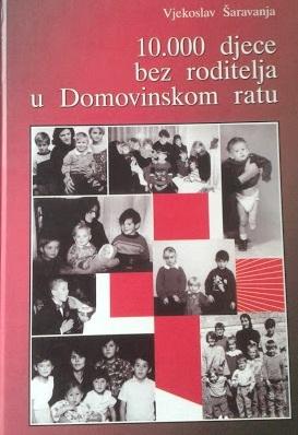 10.000 djece bez roditelja u Domovinskom ratu