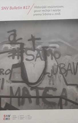 Historijski revizionizam, govor mržnje i nasilje prema Srbima u 2018.