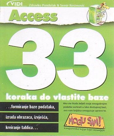 Access u 33 koraka