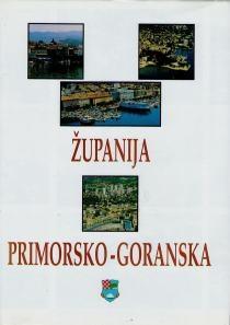Županija primorsko-goranska  : povijesni pregled od prapovijesti do današnjih dana
