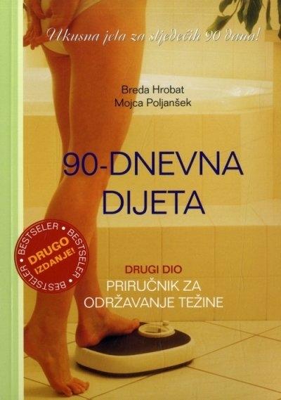 90-dnevna dijeta : ukusna jela za sljedećih 90 dana! (drugi dio)