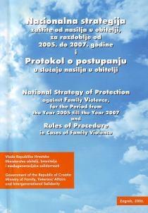 Nacionalna strategija zaštite od nasilja u obitelji