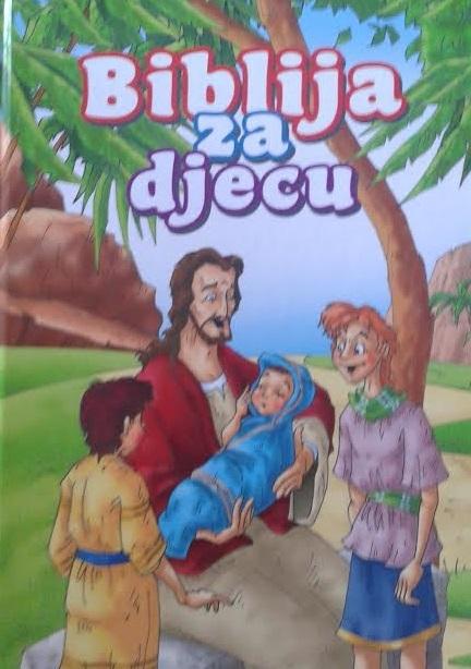 Biblija za djecu