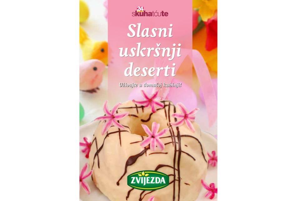 Slasni uskršnji deserti