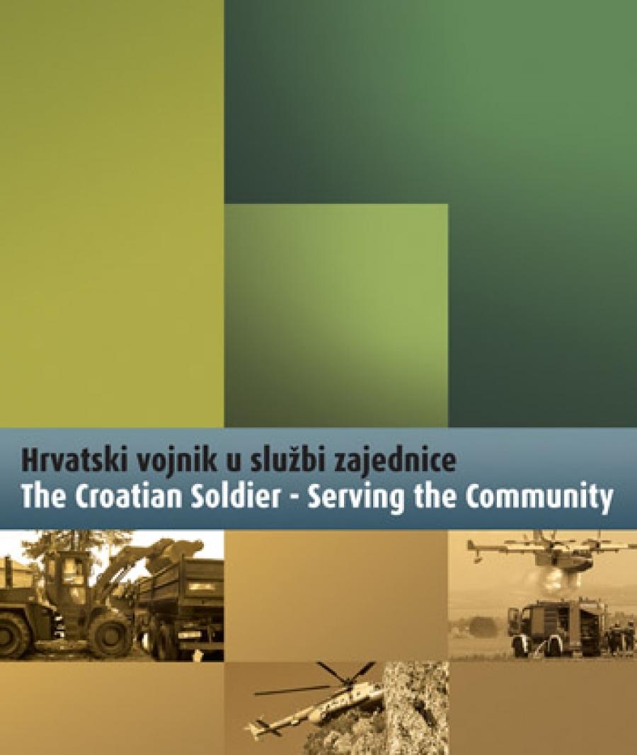 Hrvatski vojnik u službi zajednice