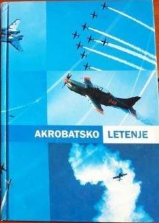 Akrobatsko letenje  + 1 video CD