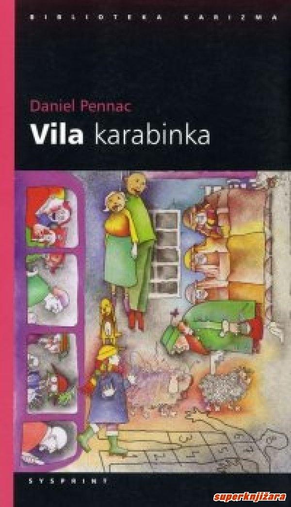 Vila karabinka