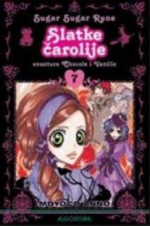 Slatke čarolije: Avanture Chocole i Vanille 7