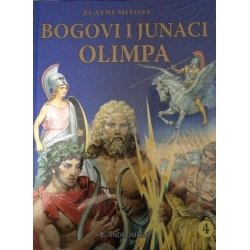 Zlatni mitovi: Bogovi i junaci Olimpa