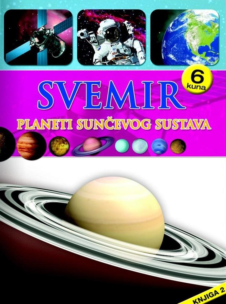 Svemir (knj.2) : Planeti Sunčevog sustava