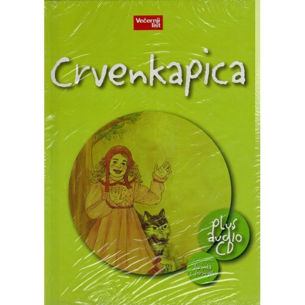 Crvenkapica + CD