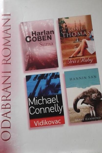 Šuma - Iris i Ruby - Vidikovac - Hannin san