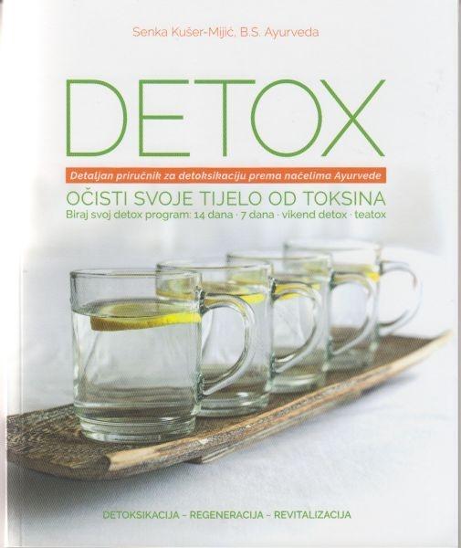Detox - očisti svoje tijelo od toksina
