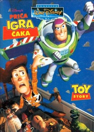 Disney's Priča igračaka = Toy story