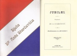 Djela dr. Ante Starčevića 4. - Jubilei (pretisak iz 1888.)