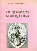 Duhovnosti novog doba : historiozofska monografija