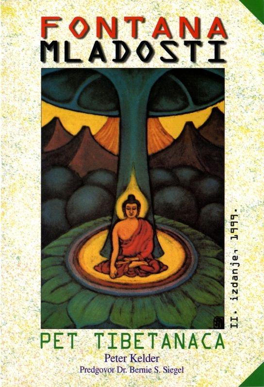 Fontana mladosti : Pet Tibetanaca