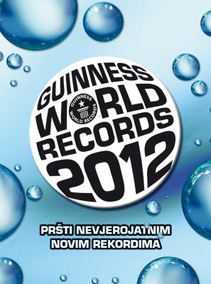 Guinnessova knjiga rekorda 2012