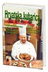 Hrvatska kuharica Nikice Gamulina Game 4: Jela od slatkovodne ribe, jela od školjki, prilozi, umaci i preljevi, kolači i kruh