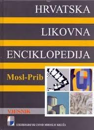 Hrvatska likovna enciklopedija 5 (Mosl-Prib)