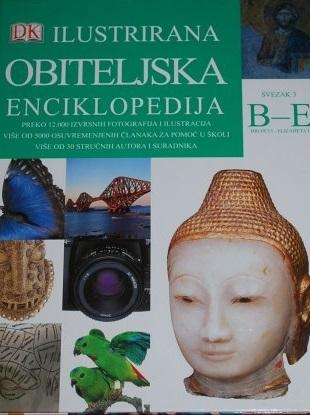 Ilustrirana obiteljska enciklopedija - Sv. 3 : B - E : Brojevi - Elizabeta I