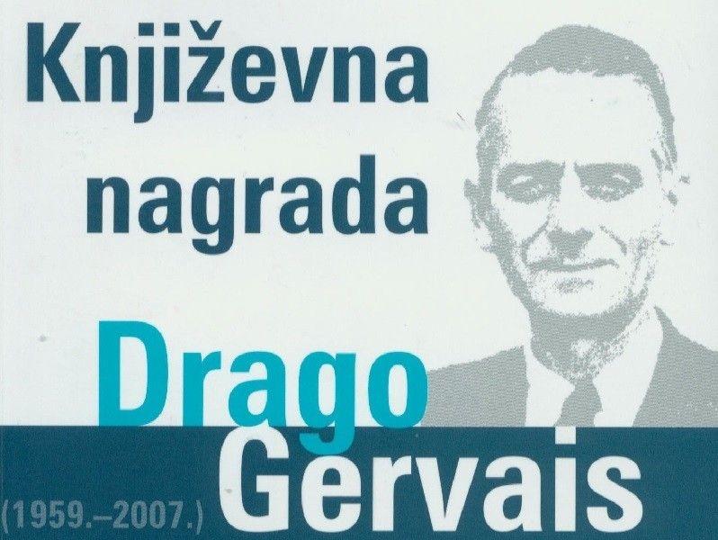 Književna nagrada Drago Gervais