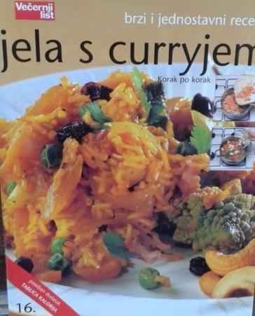 Brzi i jednostavni recepti: Jela s curryjem