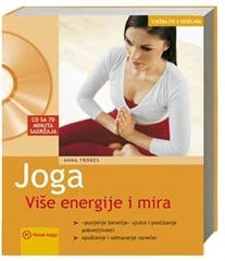 Joga: više energije i mira + CD