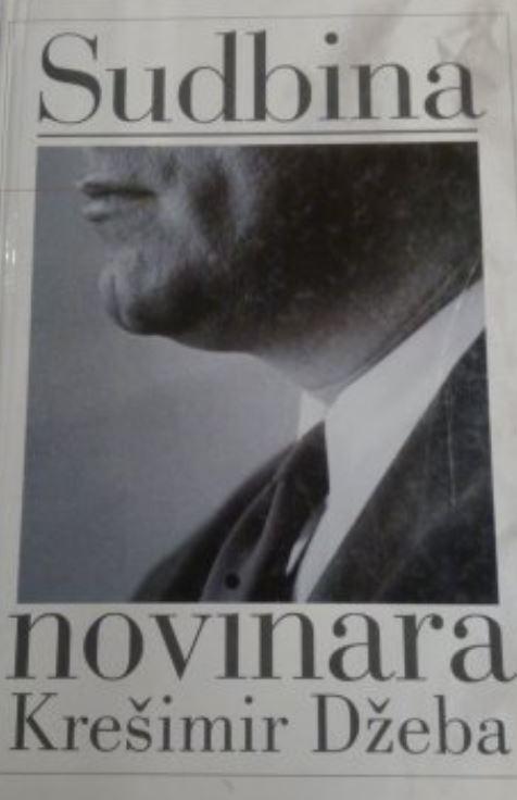 Sudbina novinara : članci, kolumne, intervjui : 1990 - 1992.