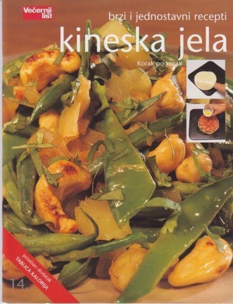 Brzi i jednostavni recepti: Kineska jela