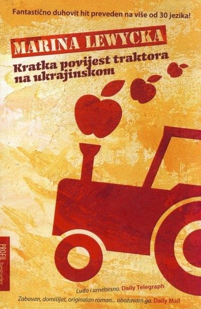 Kratka povijest traktora na ukrajinskom