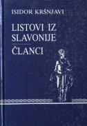 Listovi iz Slavonije ; Članci