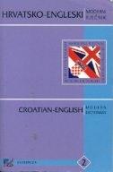 Hrvatsko - engleski moderni rječnik