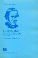 Ferdinand Konšćak : (1703. - 1759.) : misionar i istraživač