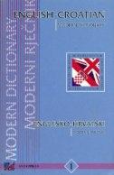 Englesko - hrvatski moderni rječnik