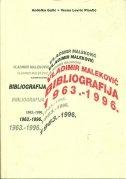 Vladimir Maleković : bibliografija : 1963-1996