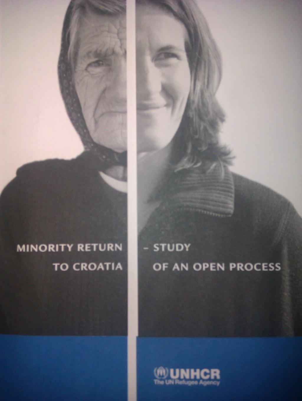 Manjinski povratak u Hrvatsku : studija otvorenog procesa