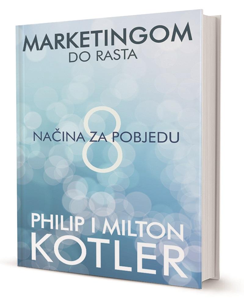 Marketingom do rasta : 8 načina za pobjedu