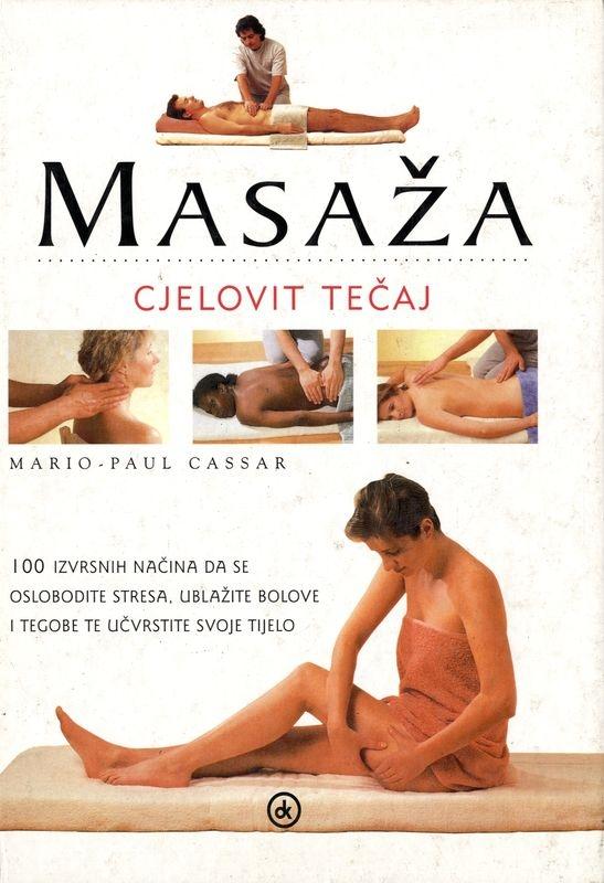 Masaža - cjelovit tečaj