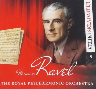Maurice Ravel : The Royal Philcharmonic Orchestra + CD