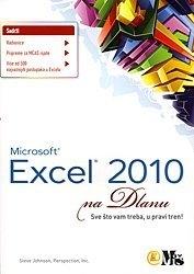 Microsoft Excel 2010 na dlanu
