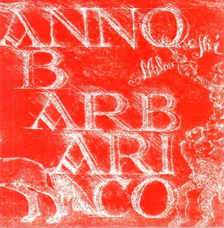 Anno barbarico : Zagreb, 1989 -1995.