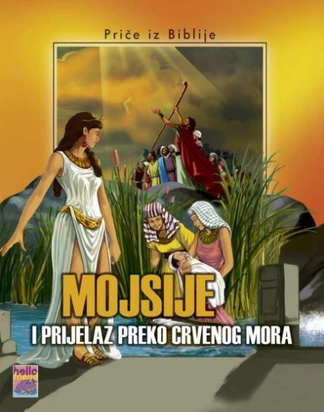 Mojsije i prijelaz preko Crvenog mora